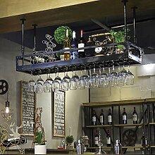 weingestell Hanging Red Wine Stemware Racks,