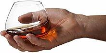 Weingläser 2St. Becher Bar Gläser Whiskyglas