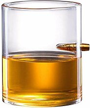Weingläser 360ml Transparenter Whiskybecher