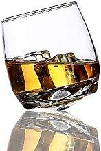 Weingläser Becher Gyrate Weingläser Whisky Rock