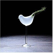 Weingläser Creative Bird Smoked Molecular