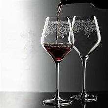 Weingläser Europa Kristallgläsern Home