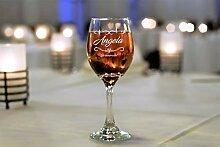 Weingläser, Hochzeitsgeschenke, Brautparty,