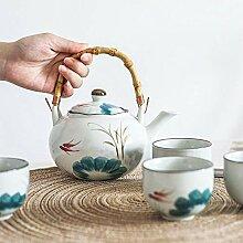 Weingläser Kaffeebecher Geschenk Keramik Tee Set