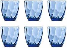 Weingläser Weinglas 6 Stück/Lot Whiskygläser