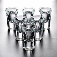 Weingläser Weinglas Glas Set Mit Rack Mini Bullet