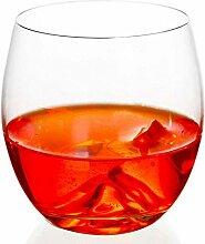 Weingläser Weinglas Kristall Whisky Glas Geformt