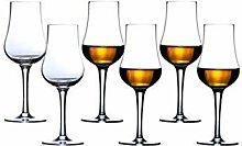 Weingläser Whisky Kristall Weinglas Ordentlicher