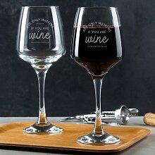 Weinglas Gerber Happy Larry
