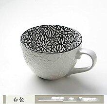 Weinglas Kaffeetasse Becherfrühstück Mikrowelle
