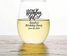 Weinglas ohne Stiel, für Erwachsene, 414 ml,