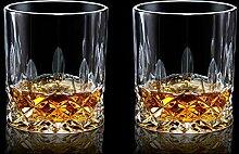 Weinglas,Rotweingläser 2pcs europäischen Stil