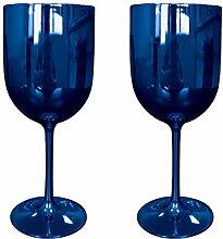Weinglas,Rotweingläser 2pcs Wineglass Champagner