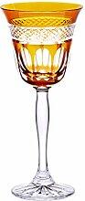 Weinglas Weinkelch Römer Glas Coloradio Bernstein