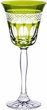 Weinglas Weinkelch Römer Glas Coloradio Hellgrün