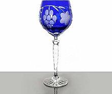 Weinglas Weinkelch Römer Traube Blau 300 ml