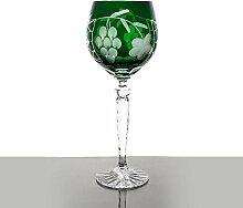 Weinglas Weinkelch Römer Traube Grün 300 ml