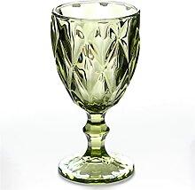 Weinglasbecher Retro Vintage Relief Rotweinbecher