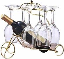 Weinglashalter 2 in 1 hängender Weinglashalter