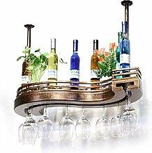 Weinglashalter Metall Weinregal hängendes
