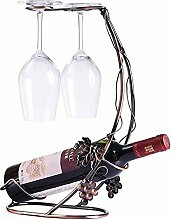 Weinhalter Eisen Weinregal Home Decor Lagerung