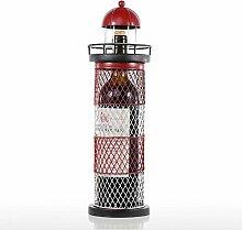 Weinhalter Leuchtturm Weinregal Weinhalter