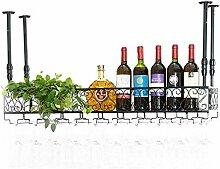 Weinhalter Metall Eisen Weinregale Lagerregal Wein