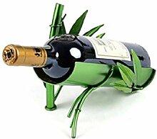 Weinhalter Metall Weinflaschenregal Arbeitsplatte