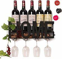 Weinhalter Weinlagerregal Weinhalter Wand