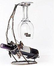 Weinhalter Weinregal Flaschenregal Weinglas-Rack