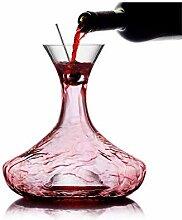 Weinkaraffe Transparente Glas Professionelle