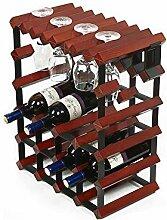 Weinregal Dekoration kreative Wein Glas Rack