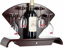 Weinregal Dekoration Weinglashalter Kreative