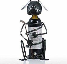 Weinregal Figuren mit Golf Modernen Mini