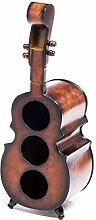 Weinregal Flaschenregal Holz-Cello Shaped