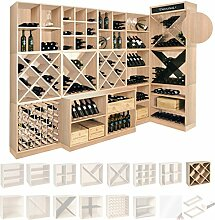 Weinregal/Flaschenregal System CAVEPRO, Regalmodul