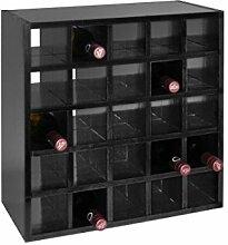 Weinregal / Flaschenregal System Modul Karo für