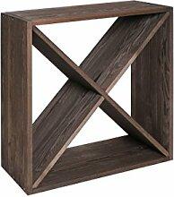 Weinregal/Flaschenregal System Modul X-Cube für
