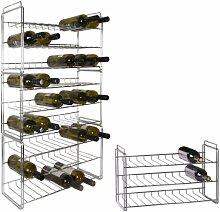 Weinregal / Flaschenregal System SAUVIGNON aus