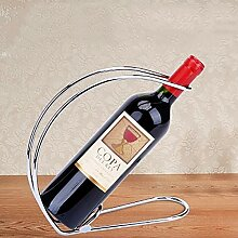 Weinregal, für 1 Flaschen, modernes