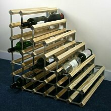 Weinregal für 54 Flaschen