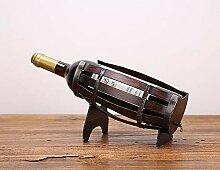 Weinregal für europäisches kreatives Zuhause,