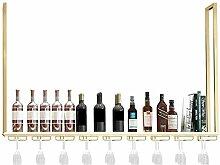 Weinregal für Weinkeller Kleiderbügel Regal