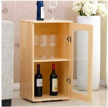 Weinregal Glas Sideboard Küche Mode