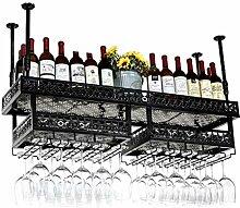 Weinregal Hängen Weinglas Rack-Stielglas Racks