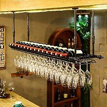 Weinregal Hanging Red Wine Stemware Racks,