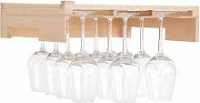 Weinregal mit Gläserhalterung Barossa