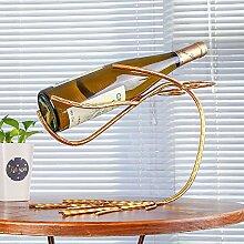 Weinregal, modern, minimalistisch, Weinglashalter,