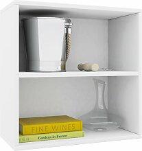 Weinregal Oberon ModernMoments Farbe: Weiß