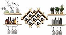 Weinregal personalisierte Mode Rack Home